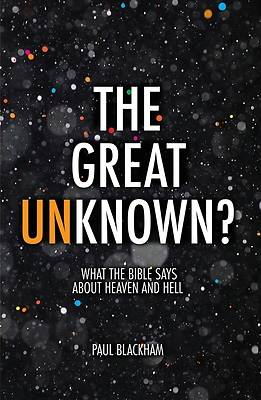 The Great Unknown?