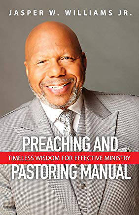 Picture of Preaching and Pastoring Manual