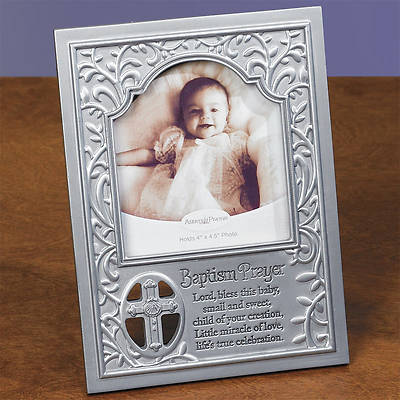 Picture of Baptism Prayer Photo Frame
