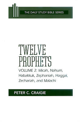 Daily Study Bible - Twelve Prophets Volume 2