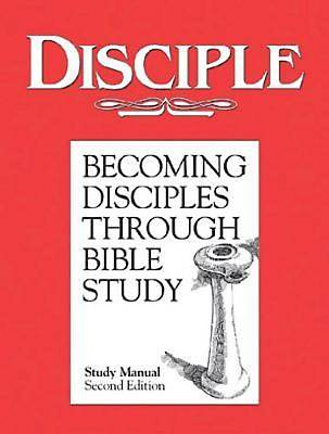 Disciple I Becoming Disciples Through Bible Study: Study Manual - eBook [ePub]