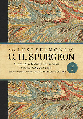 Picture of The Lost Sermons of C. H. Spurgeon Volume II