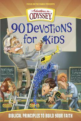 Picture of 90 Devotions for Kids