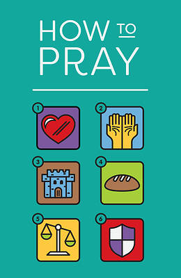 Picture of How to Pray (Pack of 25)