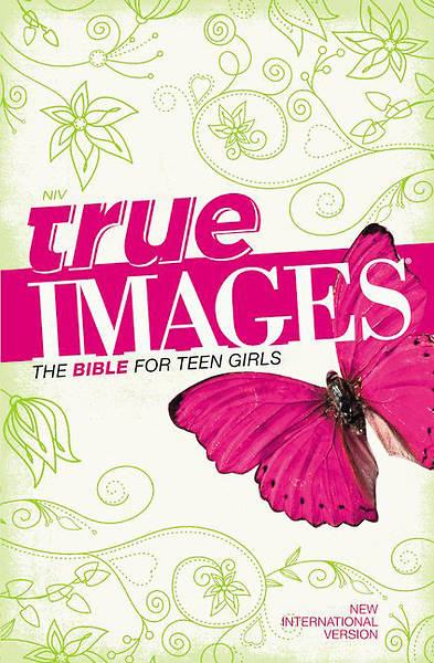 NIV True Images Bible Hardcover Jacketed Printed