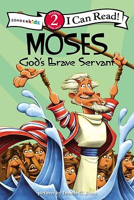 Picture of Moses, God's Brave Servant