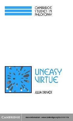 Uneasy Virtue [Adobe Ebook]