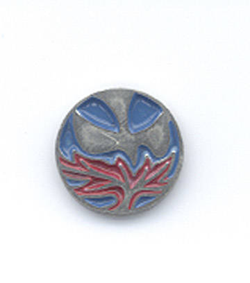 Kerygma - Dove and Bush Lapel Pin