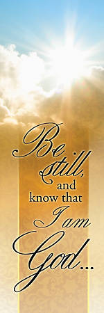 Be Still and Know Bookmarks