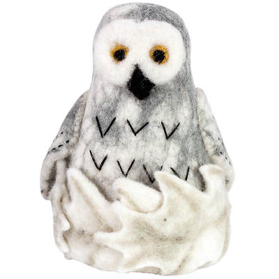 Picture of Tree Topper Snowy Owl