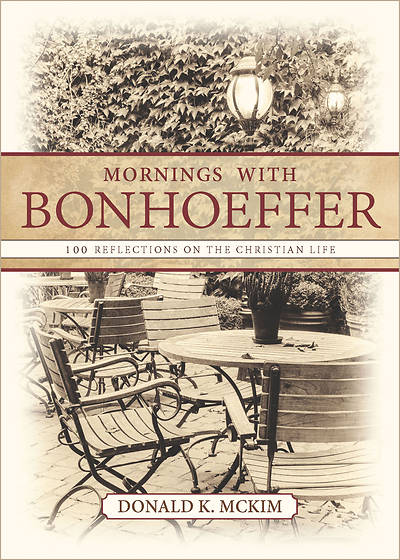Picture of Mornings with Bonhoeffer - eBook [ePub]