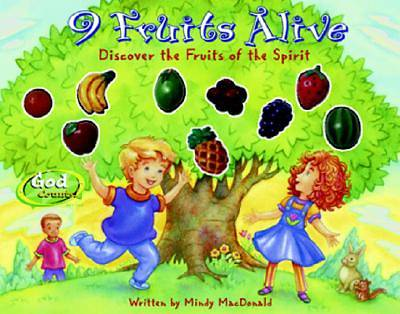 Picture of 9 Fruits Alive God Counts