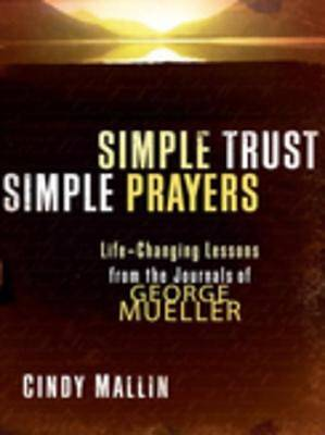 Simple Trust, Simple Prayers [ePub Ebook]