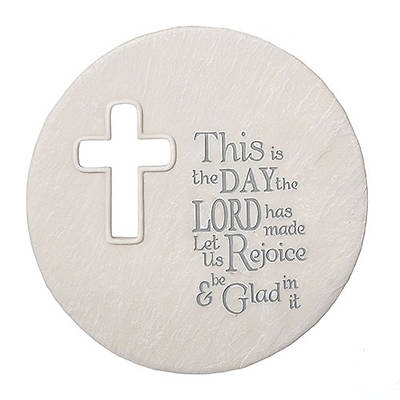 This Is The Day The Lord Has Made Table Plaques