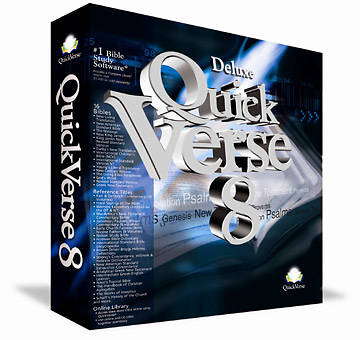 Picture of QuickVerse® 8.0 Deluxe Edition