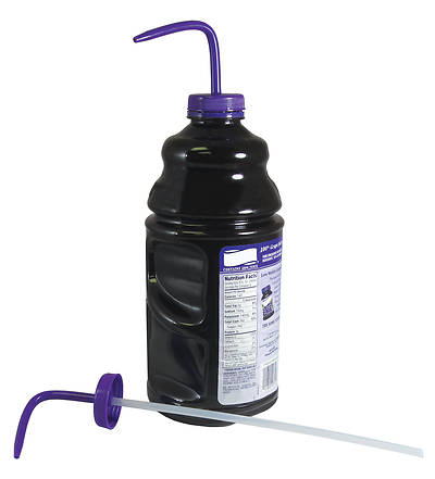 Communion Cap Nozzle Straw Filler Unit