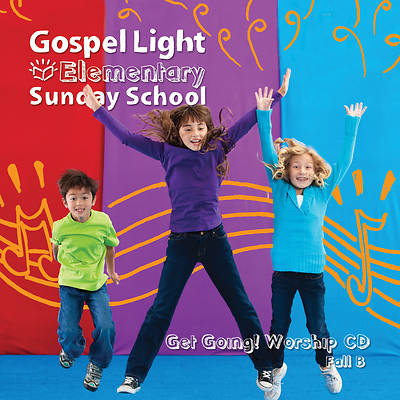 Gospel Light Get Going! Worship CD Fall