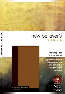 New Living Translation New Believers Bible