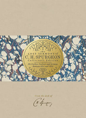 Picture of The Lost Sermons of C. H. Spurgeon Volume VI -- Collector's Edition