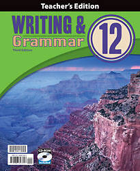 Writing Grammar Teacher Grd 12