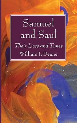Picture of Samuel and Saul