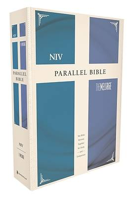 New International Version and the Message Side-By-Side Bible