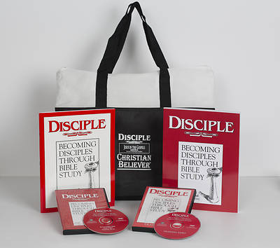 Disciple Bible Study, Becoming Disciples- Session 3 - YouTube