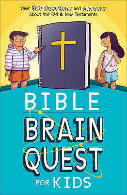 Picture of Bible Brain Quest for Kids