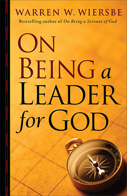 On Being a Leader for God [ePub Ebook]