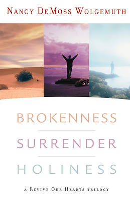 Brokenness, Surrender, Holiness [ePub Ebook]
