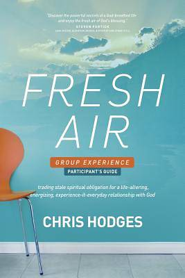 Picture of Fresh Air Group Experience Participant's Guide