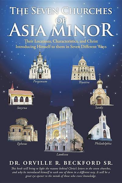 Picture of The Seven Churches of Asia Minor