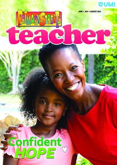 Picture of UMI Primary Street Teacher Summer 2021