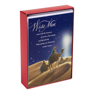 Wise Men Christmas Cards