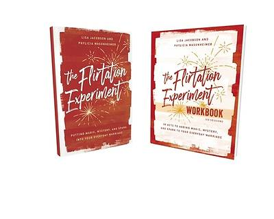 Picture of The Flirtation Experiment Book with Workbook