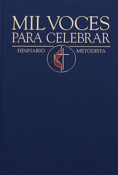 Picture of Mil Voces Para Celebrar Himnario Metodista Azul