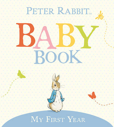 Picture of The Original Peter Rabbit Baby Book