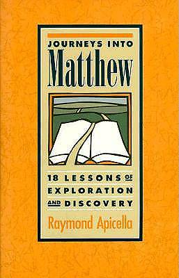 Journeys Into Matthew