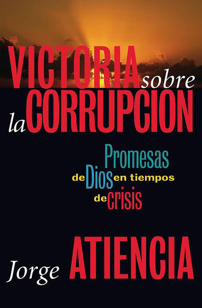 Picture of Victoria Sobre La Corrupcion
