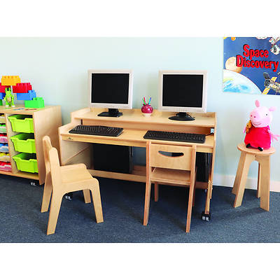 Childs Adjustable Computer Desk