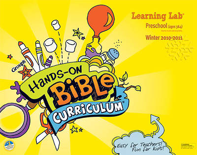Picture of Group's Hands-On-Bible Curriculum Preschool Learning Lab