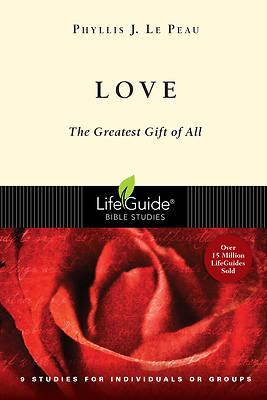 Picture of LifeGuide Bible Study - Love