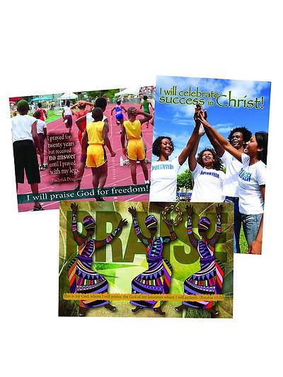 Vacation Bible School (VBS) 2014 Praise Break Decorating & Publicity Poster Pak