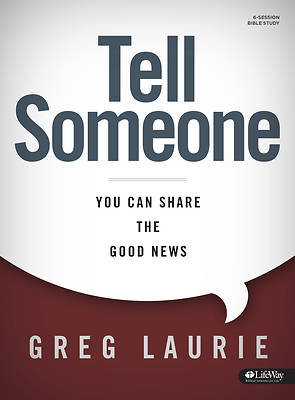Tell Someone Bible Study Book