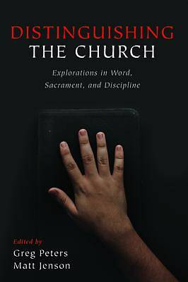 Distinguishing the Church