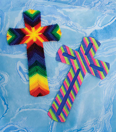 Concordia VBS 2014 Gangway to Galilee My Savior Cross Craft (pkg 12)