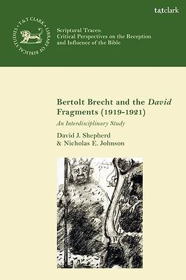 Picture of Bertolt Brecht and the David Fragments (1919-1921)