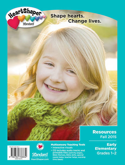 Picture of HeartShaper Early Elementary Resources Fall 2015