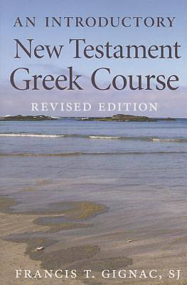 Intro New Testament Greek Course
