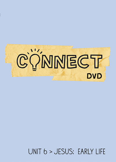 Picture of Connect Grades 5-6 DVD Unit 6 Jesus Early Life